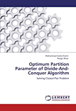 Optimum Partition Parameter of Divide-And-Conquer Algorithm