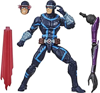Hasbro Marvel Legends X-Men Series 6-inch Collectible Cyclops Action Figure Toy, Premium Detail And 2 Accessories, Ages 4 ...
