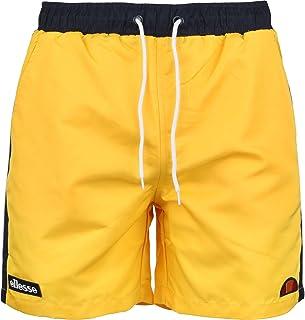 ellesse Genoa Swim Shorts Yellow