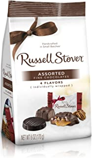 Russell Stover Assorted Mini Chocolates, 6 oz. Bag