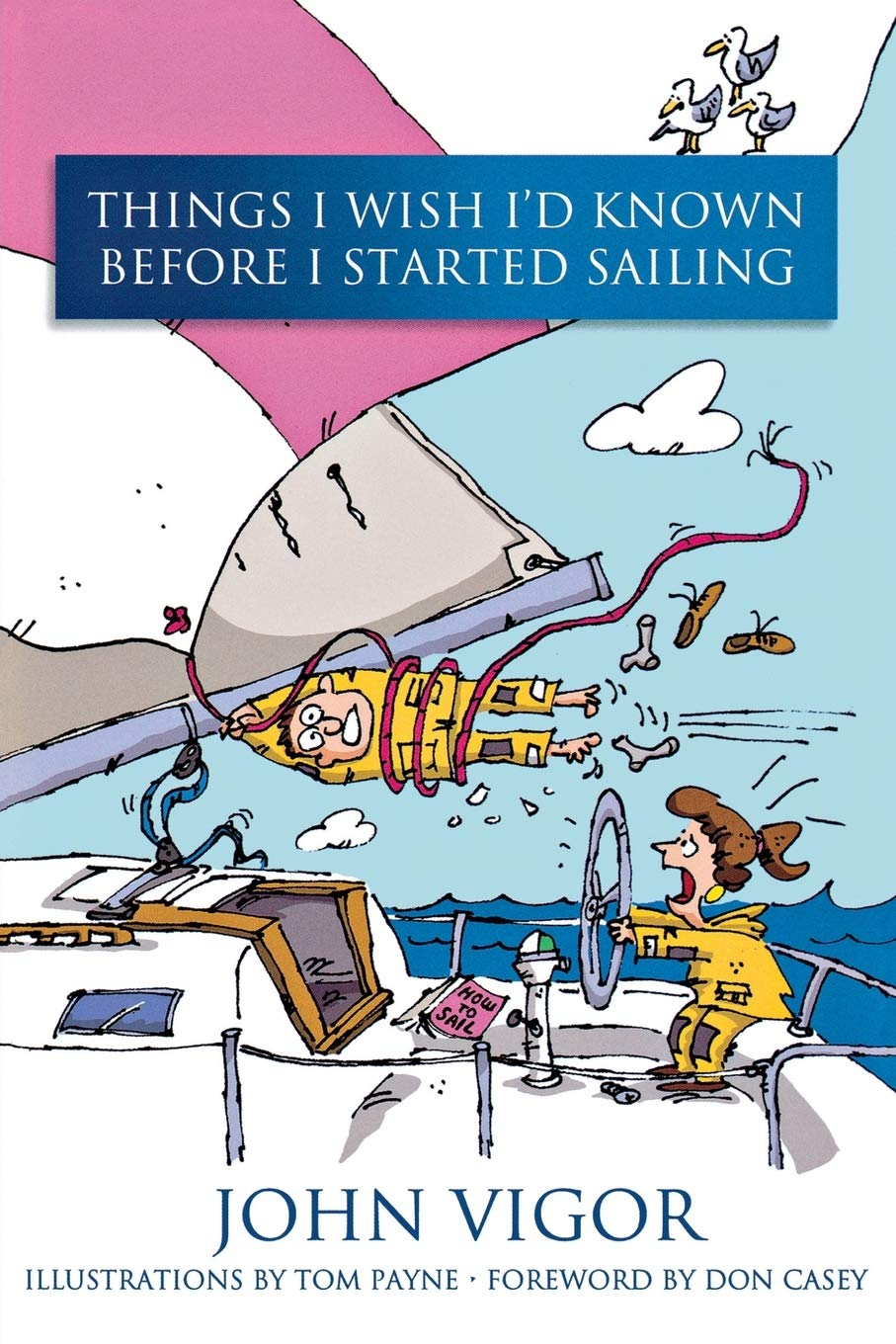 Image OfThings I Wish I'd Known Before I Started Sailing