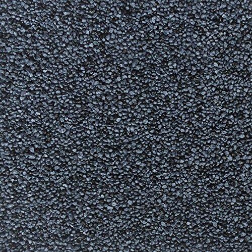 20kg (Grundpreis 2,30€/kg) Buntsteinputz Mosaikputz 1-2mm SOP58 Anthrazit / Schwarz - Hergestellt in Bayern -