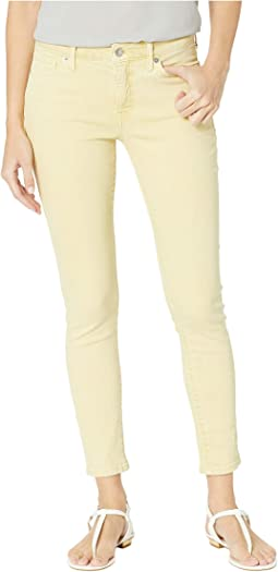 Ava Skinny Jeans in Jersey Yellow