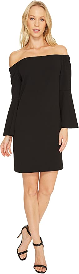 CeCe - Hadley Bell Sleeve Off Shoulder