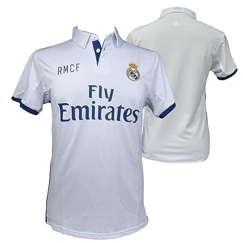 Camisetas Oficiales Real Madrid: Amazon.es