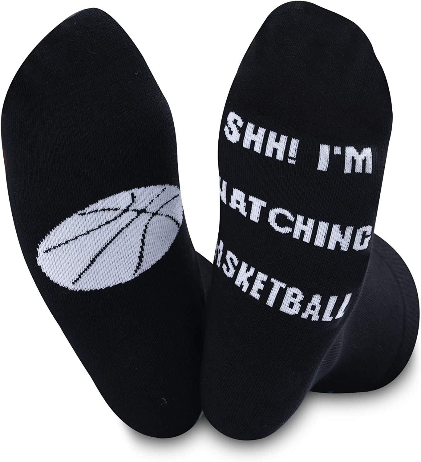 TSOTMO 2 Pairs Basketball Sale price New sales Ideal Lover Fans Gift