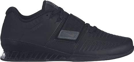 Nike Romaleos 3.5 Men's Training Shoe Black/MTLC Bomber Gry-Black 11.5