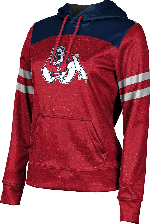 ProSphere Fresno State University Girls' Pullover Hoodie, School Spirit Sweatshirt (Gameday)