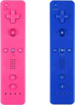 Sponsored Ad - Yosikr Wireless Remote Controller for Wii Wii U - 2 Packs Pink and Deep Blue photo