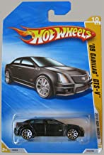 Hot Wheels '09 Cadillac CTS-V 10/44, 2010 New Models, 1:64 Scale.