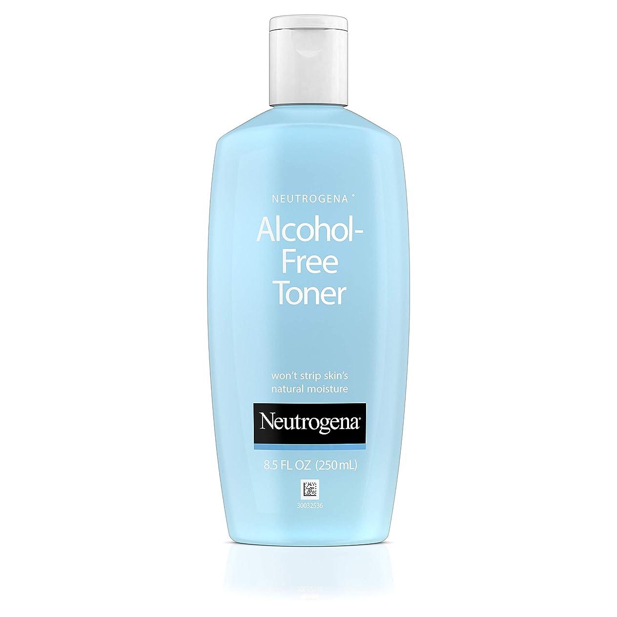 放牧するお酒郵便Neutrogena Alcohol Free Toner - 8.5 oz (並行輸入品)
