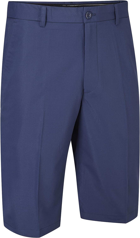 海外並行輸入正規品 Stuburt Mens 新作 大人気 Dri-Back Endurance-Tech Golf Stretch Shorts