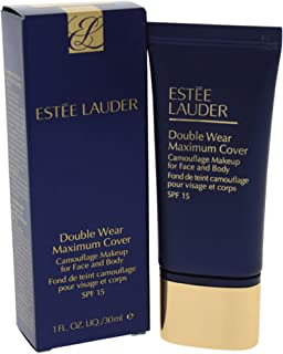 Estée Lauder Double Wear Maximum Cover Camouflage Makeup for Face & Body SPF 15 -  Maquillaje para cuerpo y rostro creamy tan