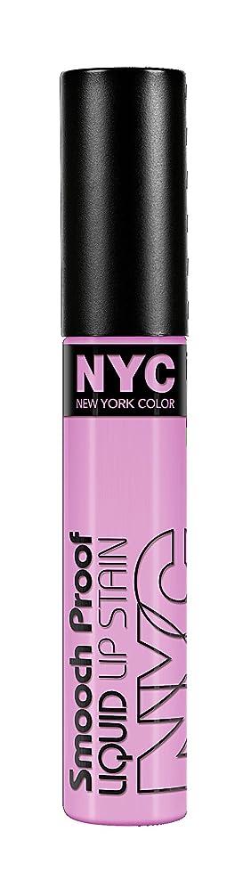 ピラミッド食事遺体安置所NYC Smooch Proof Liquid Lip Stain In The Spotlight (並行輸入品)