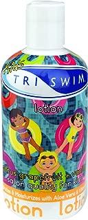 TRISWIM Chlorine Removal Swimmer Kids Body Lotion Skin Moisturizer