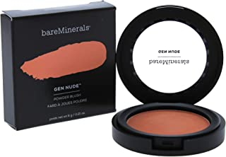 Bareminerals Gen Nude Powder Blush Bellini Brunch for Women, 0.21 Ounce