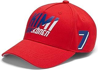 Ferrari Kimi Raikkonen Baseball Cap Red 2018 Scuderia