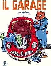 Il garage. Libro pop-up