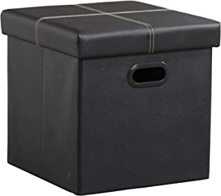 Best square leather storage ottoman coffee table Reviews