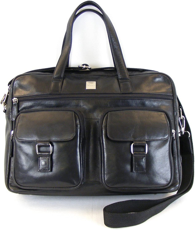 Pavini Damen Tasche Shopper Madrid Leder schwarz 12750 Reißverschluss Handyfach Handyfach Handyfach B01JTZK0KQ af6254
