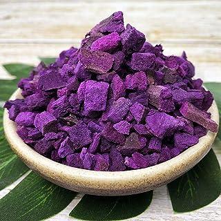 Glorious Inheriting Aziatische oorsprong bevroren gedroogde paarse aardappel van knapperig stuk met nettozak van 1KGS / 1,...