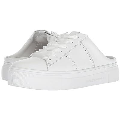 Kennel & Schmenger Big Sneaker Mule (White Calf) Women