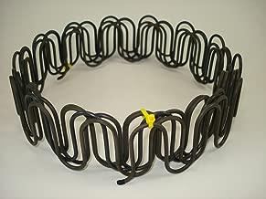 HotSign Springs Zig Zag Auto Upholstery Spring – 11 Gauge/10' length piece