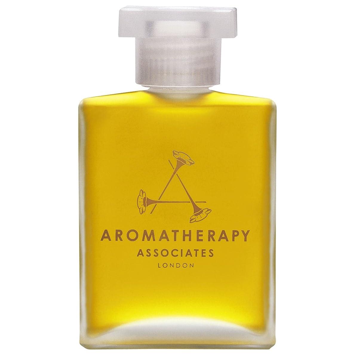 者教識字[Aromatherapy Associates ] アロマセラピーアソシエイツは、朝のお風呂とシャワーオイル55ミリリットルを復活させます - Aromatherapy Associates Revive Morning Bath and Shower Oil 55ml [並行輸入品]