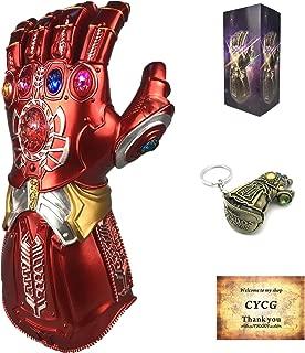 Marvel Avengers Kids Fancy Dress Poing Gant Infinity guerre Gauntlet électronique jouet
