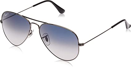 Ray-Ban RB3025 Aviator Polarized Sunglasses