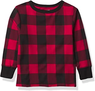 قميص أولادي من ذا كيدز بلايس الحراري المنقوش