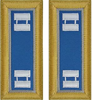 Army Officer Military Intelligence Shoulder Boards