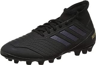 adidas Men Football Shoes Boots Predator 19.3 AG Soccer Cleats Black New