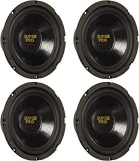 $91 » Pyramid PW848USX Powerful 8 Inch 350 Watt 8 Ohm High Performance Vehicle Car Audio Subwoofer Speaker System with 3.5 Inch ...