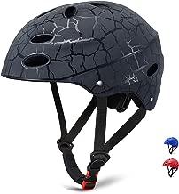coudières et main SKL Children/'s Scooter BMX Casque vélo Gel Genou