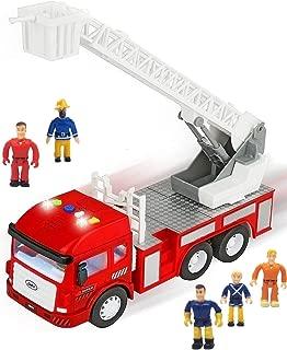Best 24 volt ride on firetruck Reviews