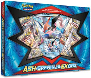 Pokemon TCG: Ash-Greninja-EX Box