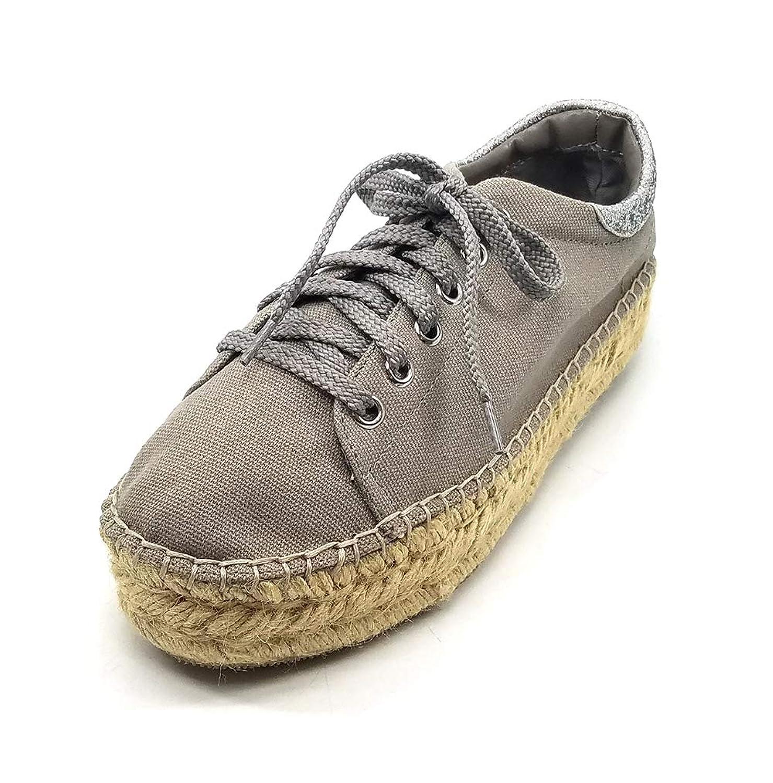 [スティーブマデン] Womens edmund Low Top Lace Up Fashion Sneakers [並行輸入品]