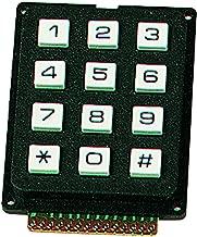 Velleman 12KEY Keypad 12 Keys Common Output