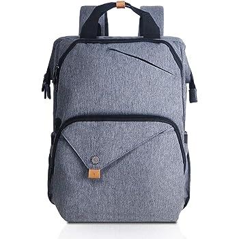 Travel Backpack Laptop Backpack for Women/Men, Large Slim Backpack for Women Fits up to 15.6 Inch Computer, Computer Backpack for Laptops (7651BG)
