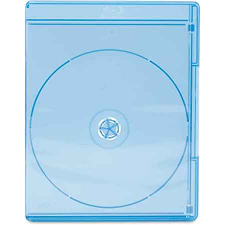 Viva Elite Double Blu Ray 2 Discos Estuchos Delgado 6 mm - Pack de 5