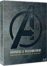 Avengers - Intégrale - 4 films [Francia] [Blu-ray]