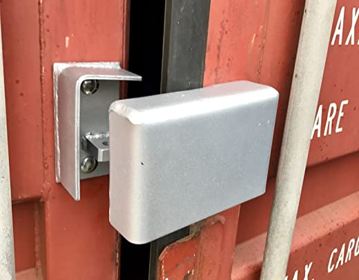 ✅New Bolt On Cargo Container Security -Lock Box W/ Free Padlock,Bolts -Heavy Duty, US #Tools & Home Improvement Hardware