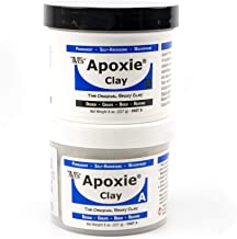 Aves Apoxie Air Dry Clay for Professionals - Self Hardening Modeling Clay, Waterproof Sculpting Clay Made for Detail - No ...