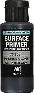 Vallejo RAL7021 German Panzer Grey Paint, 60ml