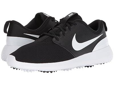 Nike Golf Roshe G (Black/White) Men
