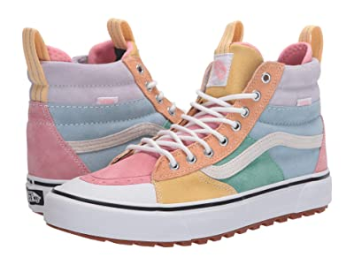 Vans Sk8-Hi MTE 2.0 DX ((MTE) Pastel Multi/True White) Men