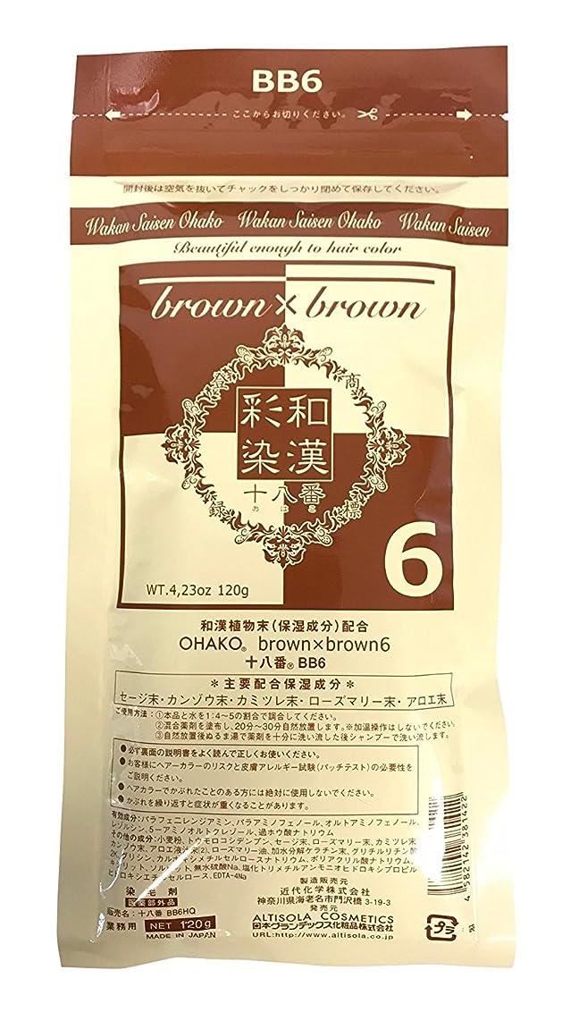 再生悪質なグローグランデックス 和漢彩染 BB6