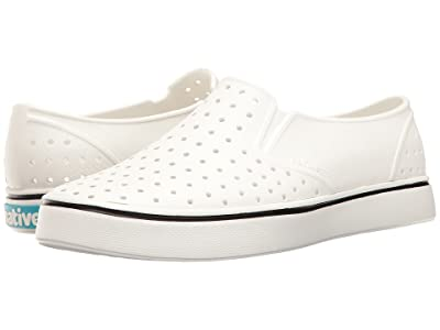 Native Shoes Miles (Shell White/Shell White) Athletic Shoes