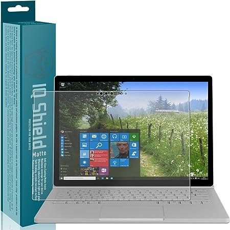 IQ Shield Matte Screen Protector Compatible with Microsoft Surface Go Anti-Glare Anti-Bubble Film